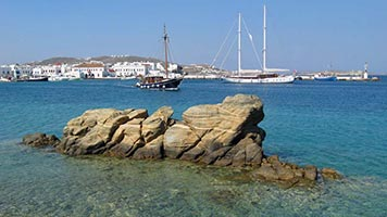 Panoramic Mykonos